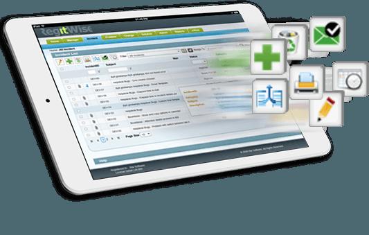 saas help desk incident system